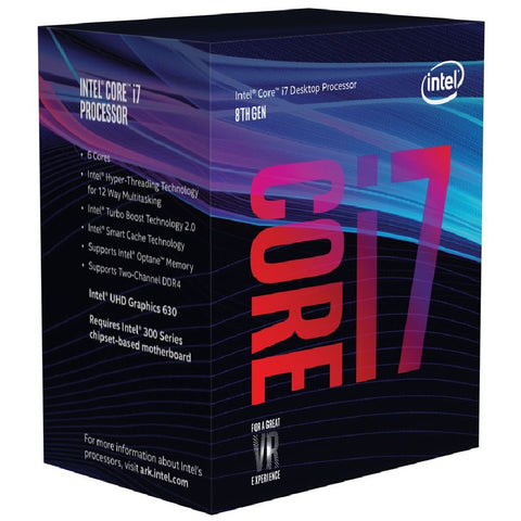 Intel Core i7 8700 Coffee Lake 3.2Ghz Socket 1151 Processor