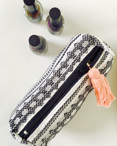 Geometric Makeup Bag - Shop Cali Rose