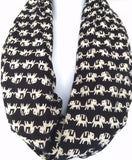 Infinity Kissing Elephant Scarf - Shop Cali Rose