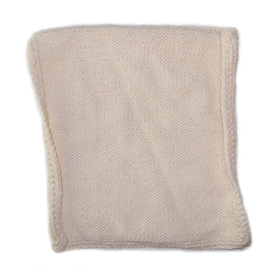 Organic Cotton Tight Knit Washcloth
