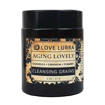 Aging Lovely Cleansing Grains