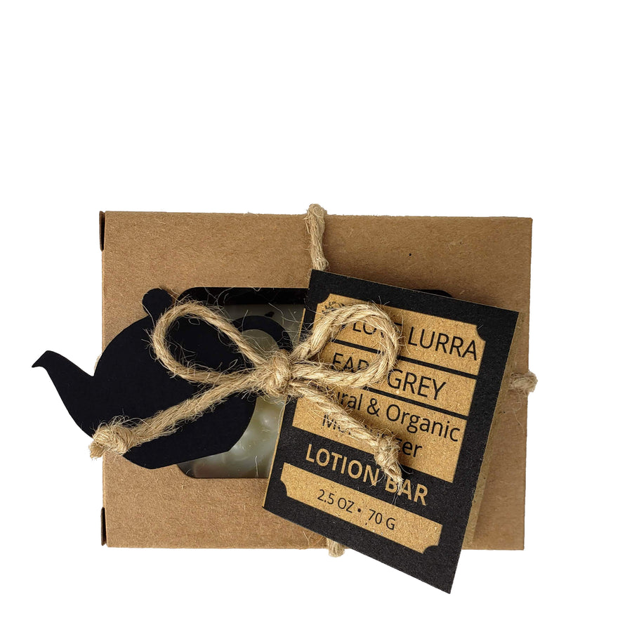 Earl Grey Lotion Bar with Box