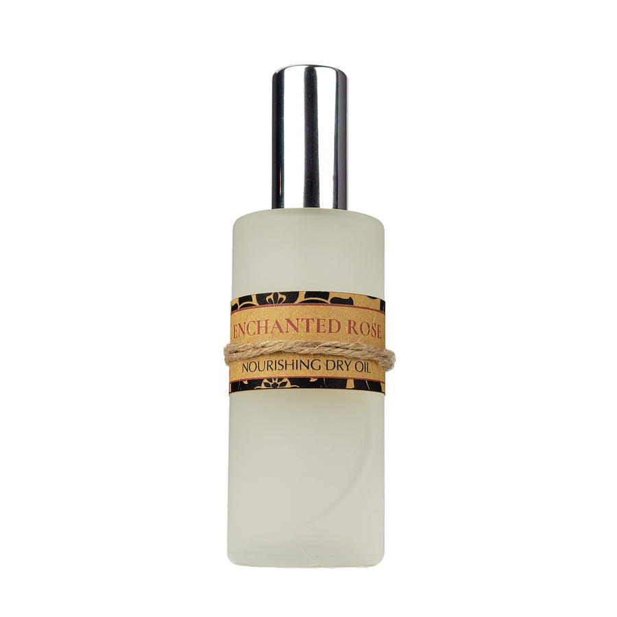 Enchanted Rose Dry Oil