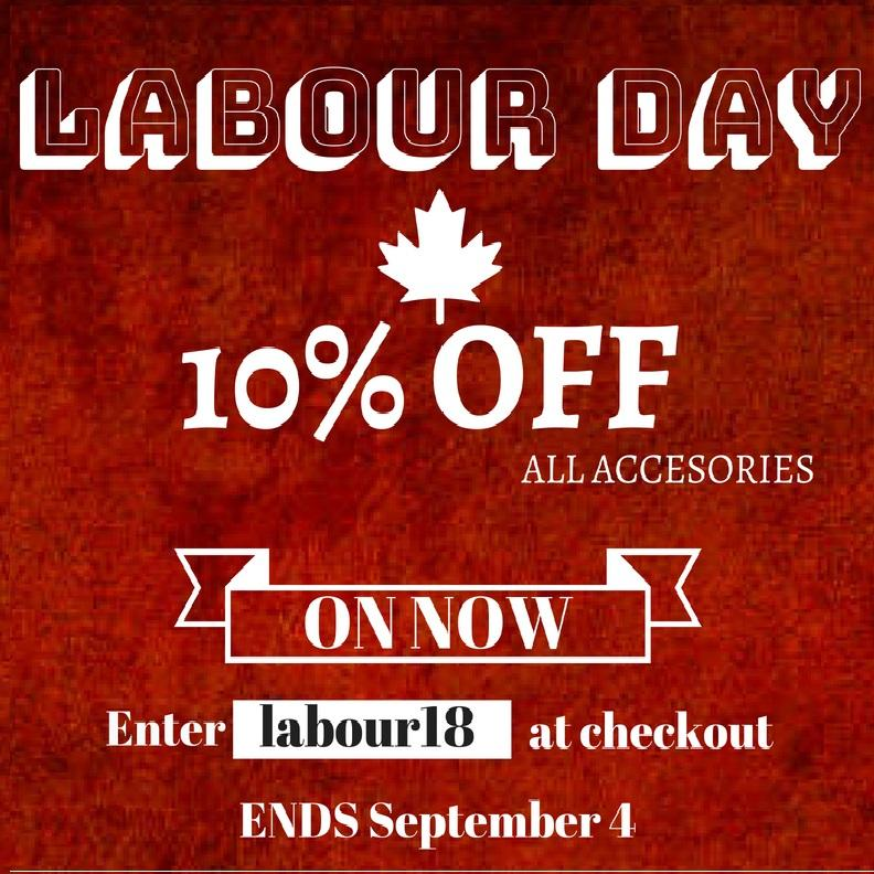 Labour Day Deal-ONLINE ONLY