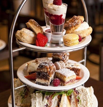 High Tea at TEAliSe In Niagara On The Lake