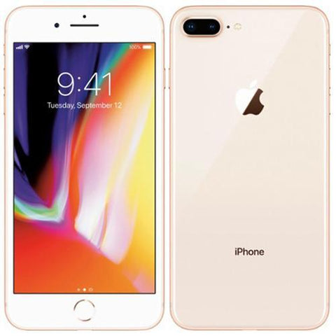 Mobile - IPhone 8 Plus (256GB 4G LTE)