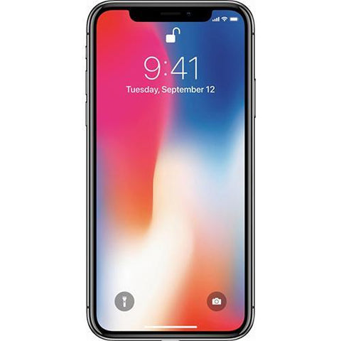 Mobile - IPhone X (256GB 4G LTE)