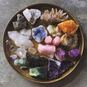 Crystal Helpers and Healers