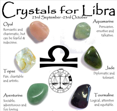 Crystals for Libra