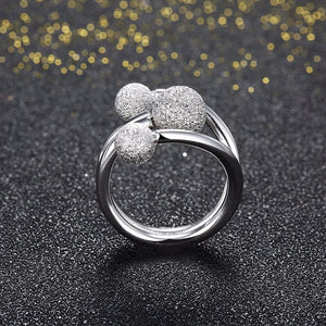 """She's got balls"" 925 Sterling Silver Jewelry  Rings, Rings - Yemaya Luna"