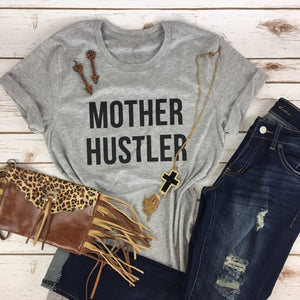 Mother hustler tshirts, shirt - Yemaya Luna