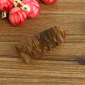 Rare Yellow Quartz Crystal Single Terminated Wand, Metaphysical - Yemaya Luna