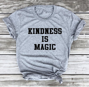 KINDNESS IS MAGIC TShirt, T- Shirt - Yemaya Luna