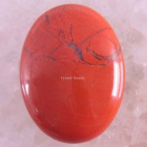 Oval 30x40MM Natural Stone Cabochon, Metaphysical - Yemaya Luna