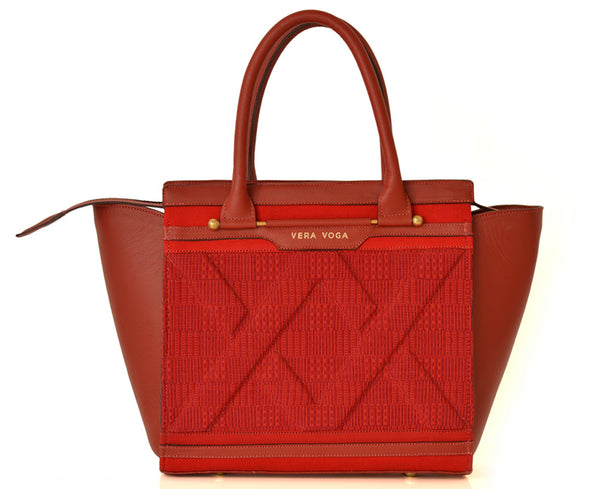 Mia Handbag Red