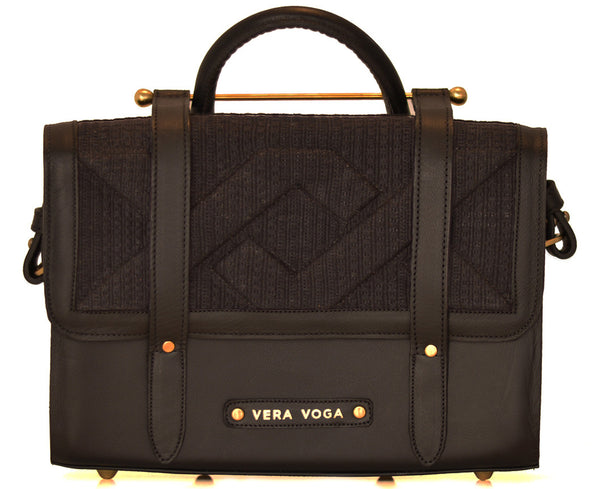 Aura Satchel - Black