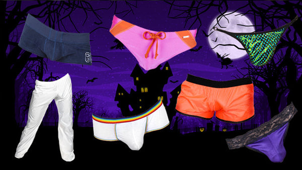 BodyAware Underwear as Halloween Costumes!