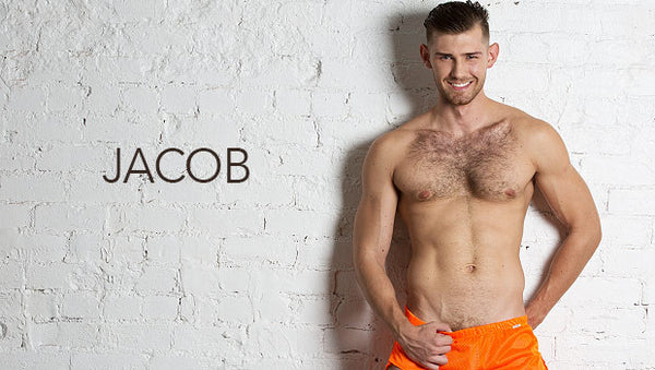 Confessions of a Male Underwear Model: Jacob