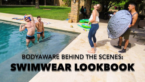 Behind the Scenes of our Swimwear Lookbook!