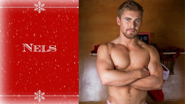 Confessions of an Underwear Model: Nels