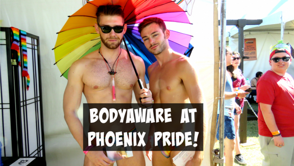 Bodyaware at Phoenix Pride!