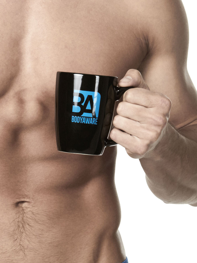 The BodyAware Coffee Mug