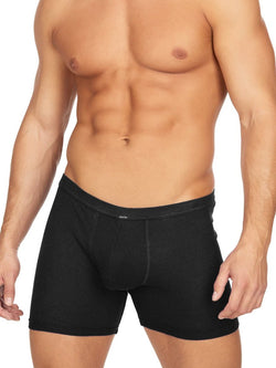 Men's Ribbed Boxer Briefs