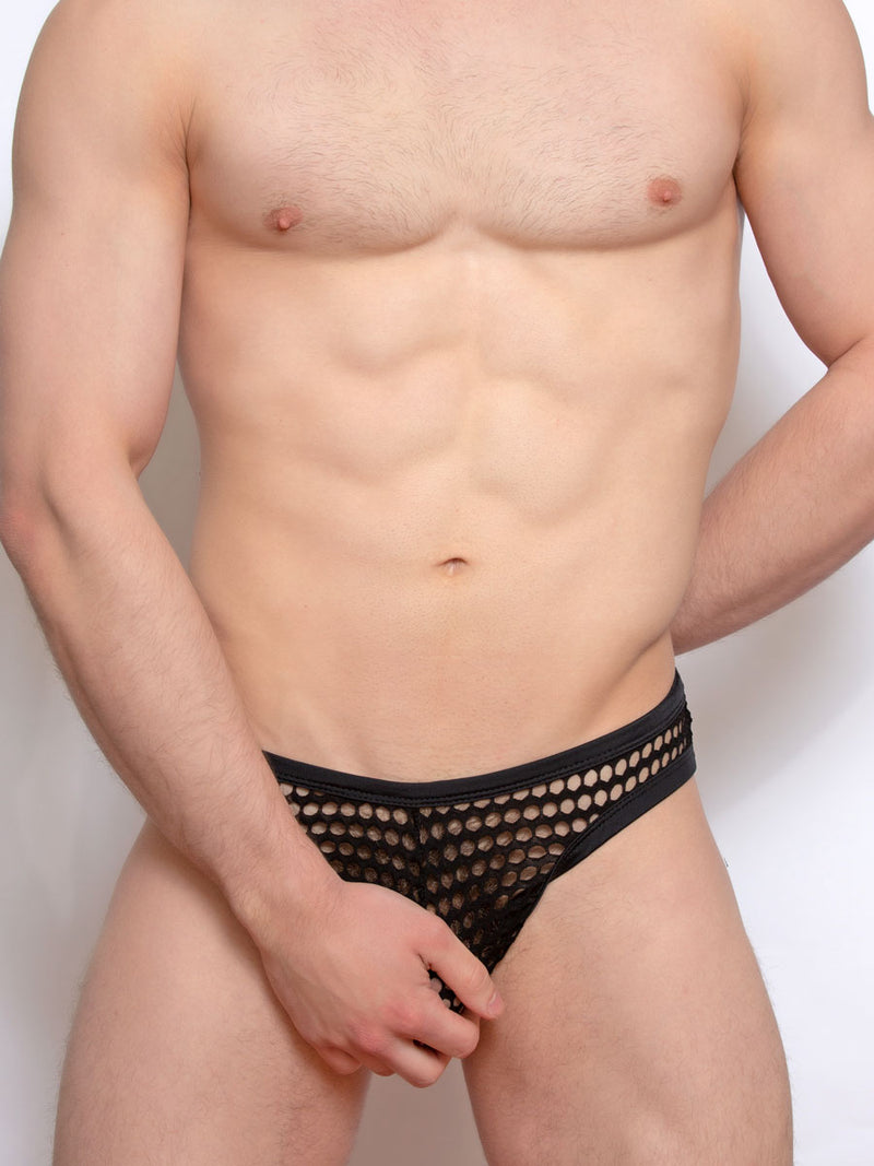 King Mesh Brief