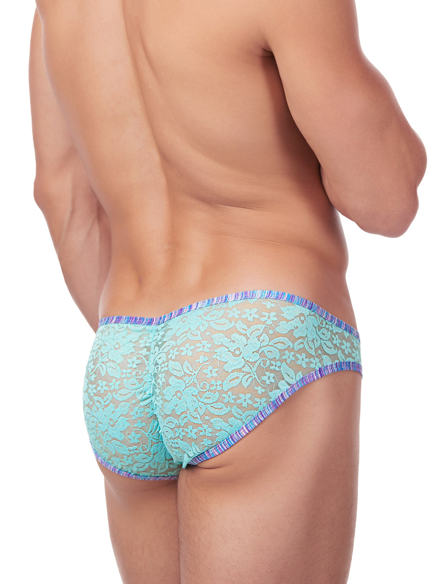 Space Dye Lace Brief