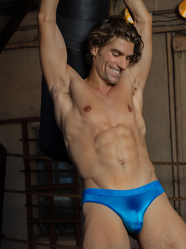 Dazzling Satin Brazil Brief