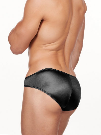 Men's Satin Bikini Briefs