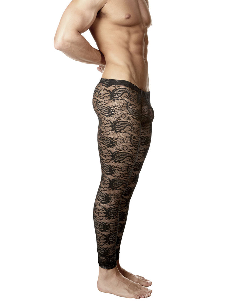 The Paisley Lace Legging