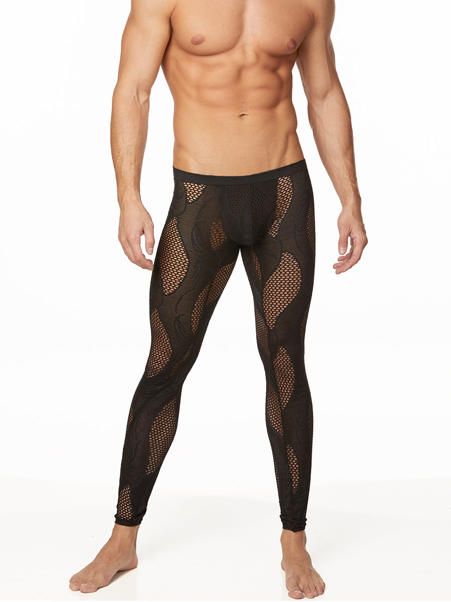 The Sport Mesh Leggings