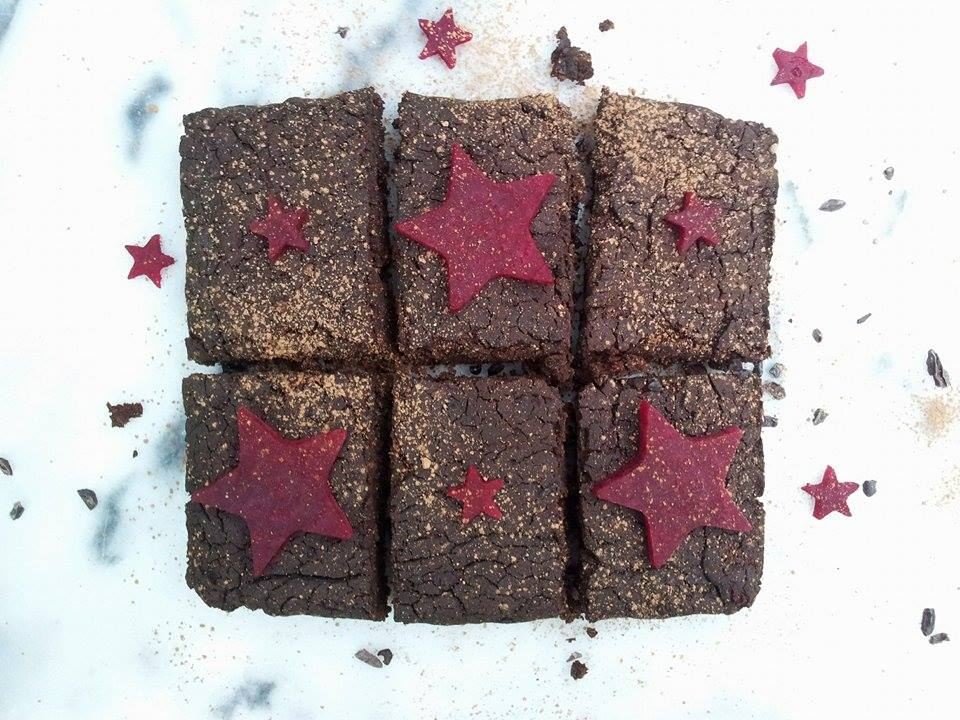 Black bean and beetroot protein brownies vivo life beetroot brownies malvernweather Images