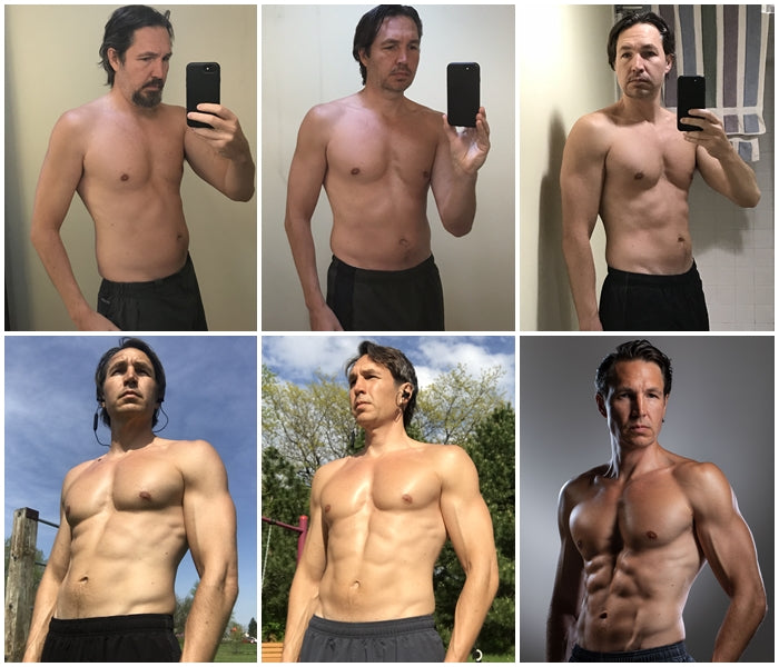 ben raue inspiration article vegan fitness