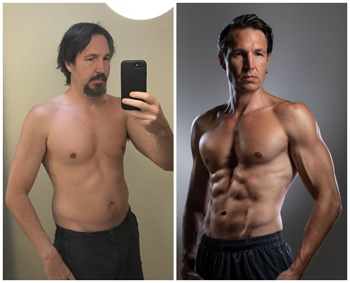 ben raue vegan fitness transformation