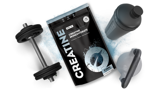 benefits of creatine monohydrate