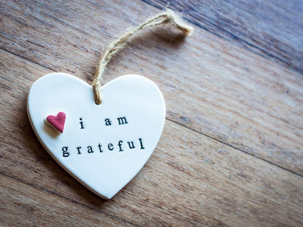 Practicing gratitude easy steps to follow