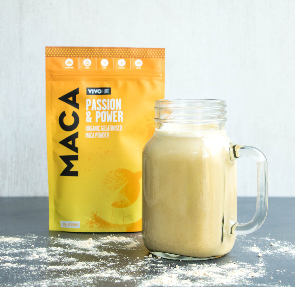 Organic Gelatinised Maca Powder Vivo Life