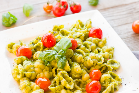 easy pinenut pesto recipe