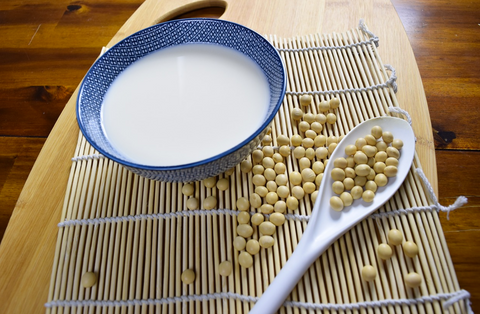 what is soy beans