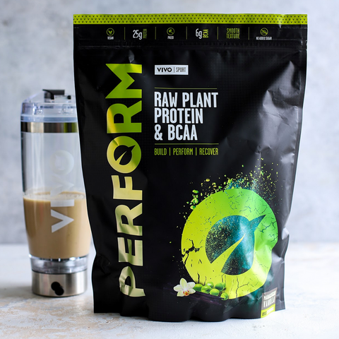 vegan protein powder perform vivo life