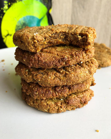 vegan healthy protein cookies recipe