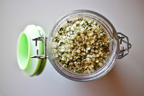 hemp seeds immunity boost