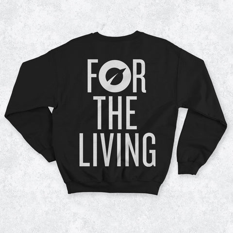 Men's Organic FTL Sweatshirt (Black)
