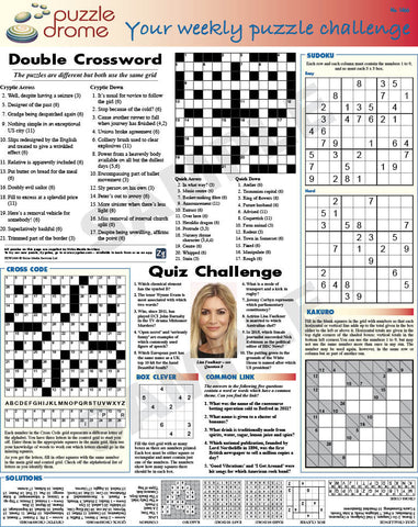 PZW004 (1-page Puzzle Supplement)