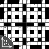 Crossword — Quick — 13x13 grid