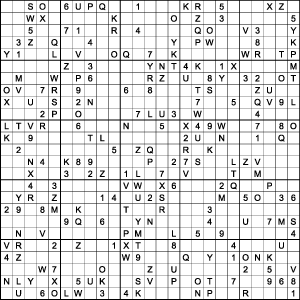 graphic relating to Difficult Sudoku Printable titled Sudoku Large Demanding No. 0021