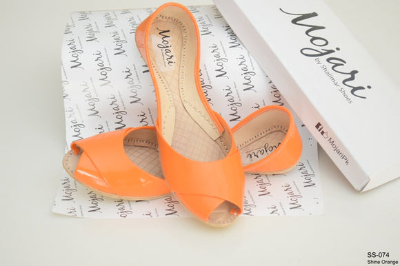 SS-074 GLOSSY ORANGE