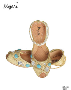 UP-SS-191 GOLD WITHOUT PAYAL